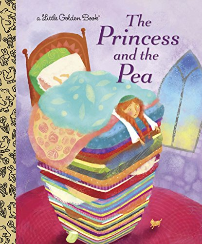 9780307979513: The Princess and the Pea (Little Golden Books)