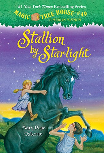 Stallion by Starlight (Magic Tree House (R)