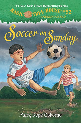 9780307980540: Soccer on Sunday (Magic Tree House (R) Merlin Mission)