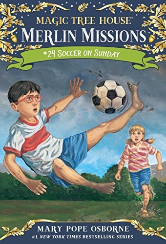 9780307980564: Soccer on Sunday (Magic Tree House (R) Merlin Mission)