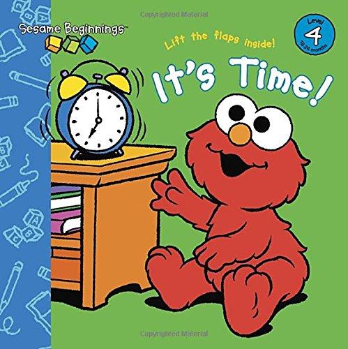 9780307980595: Sesame Beginnings: It's Time! (Sesame street)