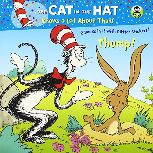9780307980632: Thump!/The Lost Egg (Dr. Seuss/Cat in the Hat) (Cat in the Hat Knows a Lot About That!)