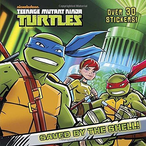 9780307980717: Saved by the Shell! (Teenage Mutant Ninja Turtles) (Pictureback(R))