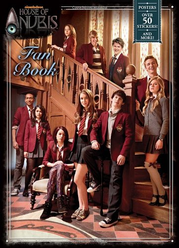 9780307980731: HOUSE OF ANUBIS FAN