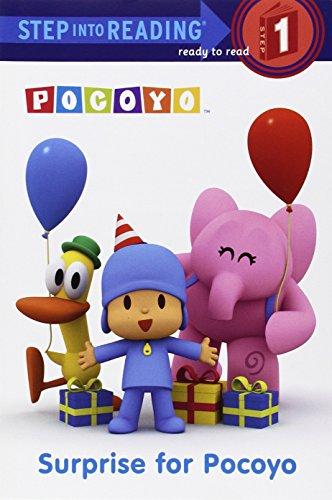 9780307980991: Surprise for Pocoyo (Pocoyo) (Step into Reading)
