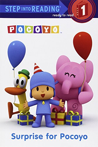 9780307980991: Surprise for Pocoyo (Pocoyo) (Step into Reading)
