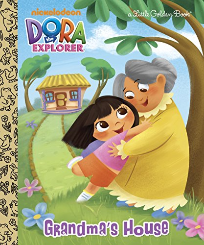 9780307981059: Grandma's House (Dora the Explorer) (Little Golden Book)