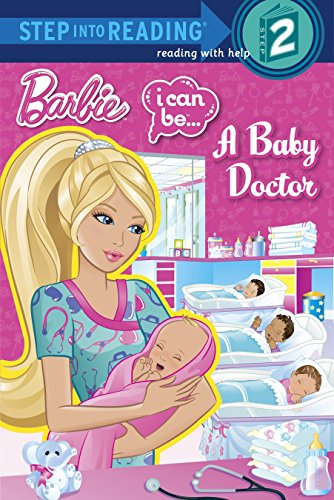 9780307981127: Barbie: I Can Be...A Baby Doctor