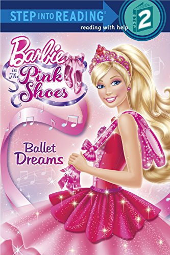 9780307981158: Ballet Dreams: Barbie in the Pink Shoes