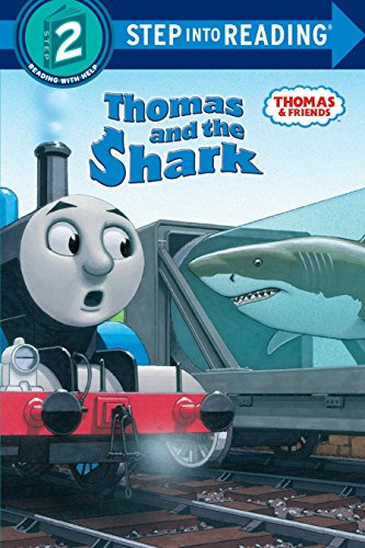 9780307982001: Thomas and the Shark (Thomas & Friends) (Step Into Reading. Step 2)