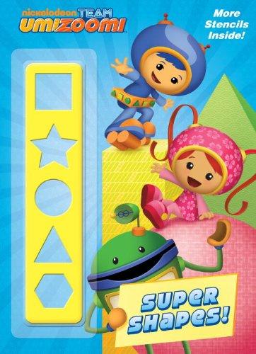 9780307982230: SUPER SHAPES! - C&A
