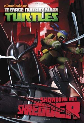 9780307982254: Showdown with Shredder (Teenage Mutant Ninja Turtles)