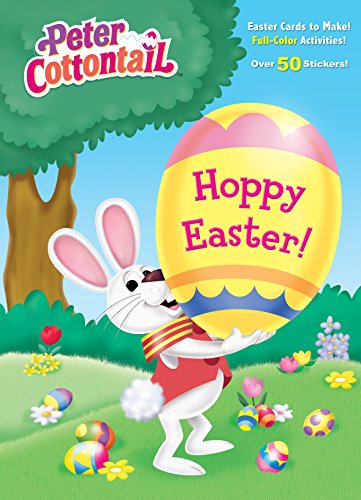 Hoppy Easter! (Peter Cottontail): Man-Kong, Mary
