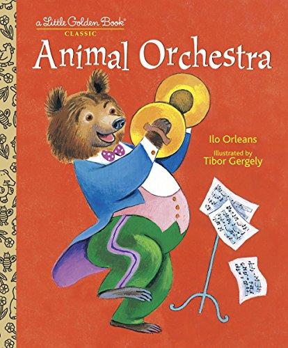 9780307982872: Animal Orchestra (Little Golden Book)