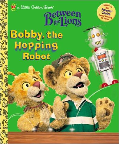 9780307986573: Bobby the Hopping Robot (Little Golden Book)