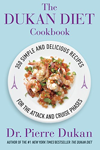 9780307986733: The Dukan Diet Cookbook: The Essential Companion to the Dukan Diet
