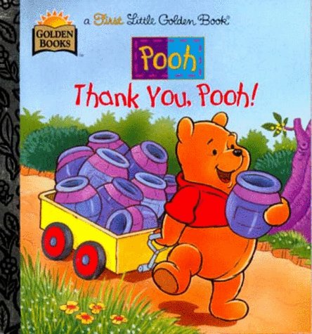 Thank You, Pooh! (Disney's Pooh) (0307987566) by Ronne Randall; A. A. Milne