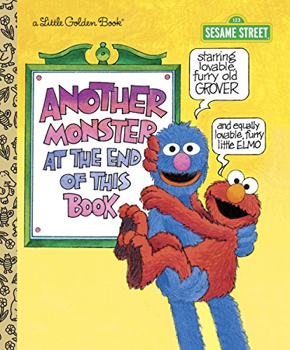 9780307987693: Another Monster at the End of This Book (Sesame Street Ser.)