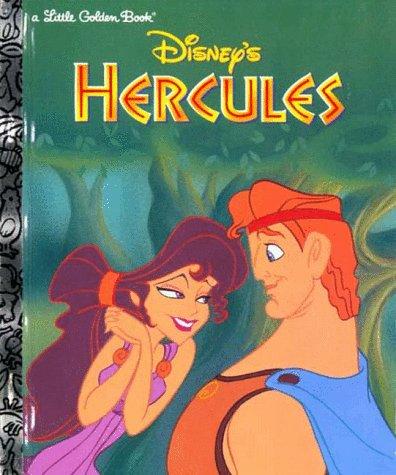9780307988003: Disney's Hercules (Little Golden Book)