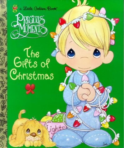 9780307988034: The Gifts of Christmas (Little Golden Book)