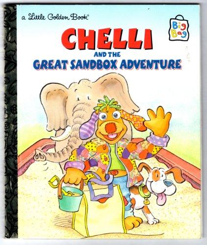 9780307988188: Chelli and the Great Sandbox Adventure (Sesame Street)