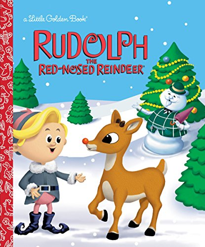 Rudolph the Red-Nosed Reindeer (Rudolph the Red-Nosed Reindeer) (Little Golden Book): Bunsen, Rick