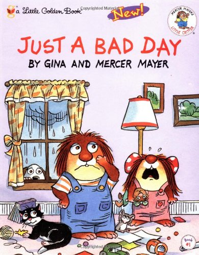 9780307988737: Just a Bad Day (Little Golden Book)