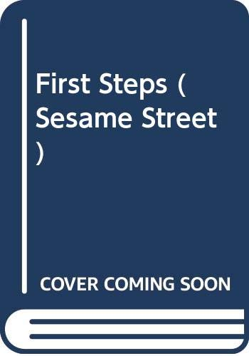 First Steps (Sesame Street) (0307988961) by Calmenson, Stephanie