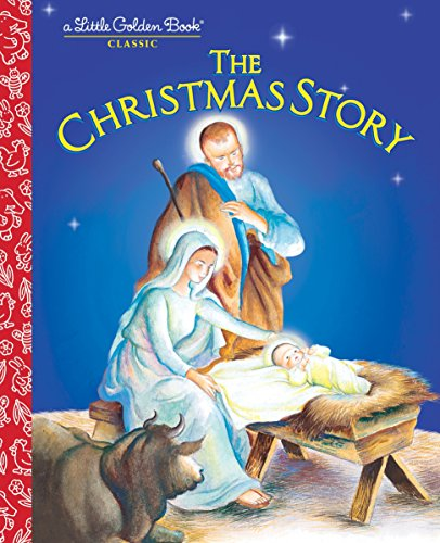 9780307989130: Lgb:Christmas Story (Little Golden Book)
