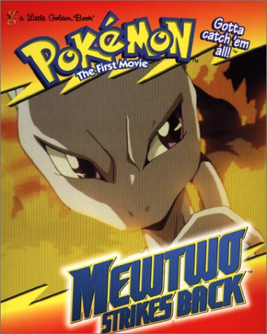 9780307989161: Pokemon - Mewtwo Strikes Back (Little Golden Book)