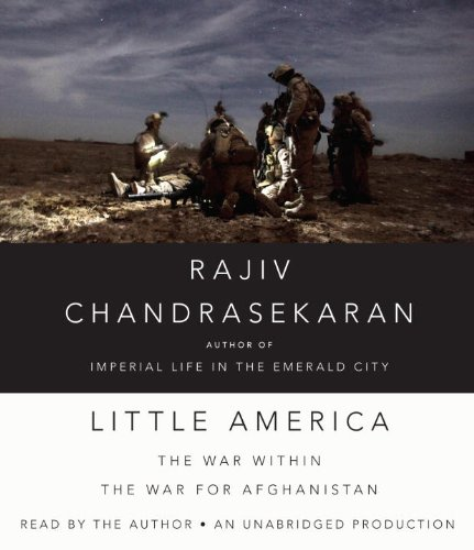 9780307989178: Little America: The War Within the War for Afghanistan