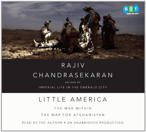 Little America (Lib)(CD) (0307989194) by Rajiv Chandrasekaran