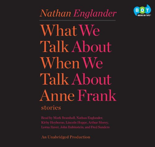 9780307989314: What We Talk about (Lib)(CD)