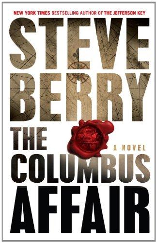 9780307990631: The Columbus Affair: A Novel (Random House Large Print)