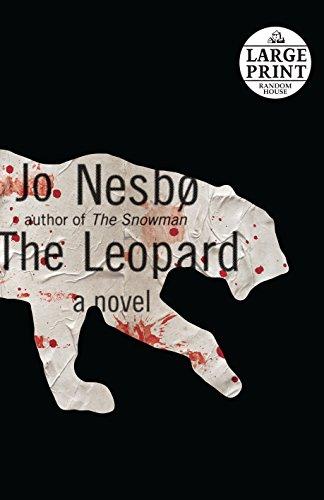 9780307990662: The Leopard (Random House Large Print)