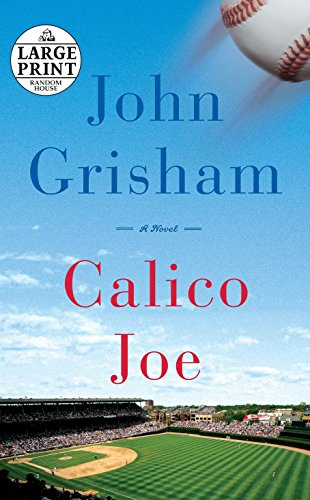 9780307990747: Calico Joe (Random House Large Print)