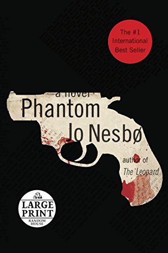9780307990815: Phantom (Random House Large Print)