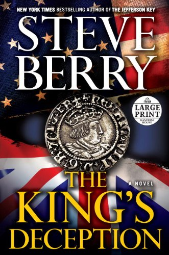 9780307990945: The King's Deception: A Novel (Cotton Malone)
