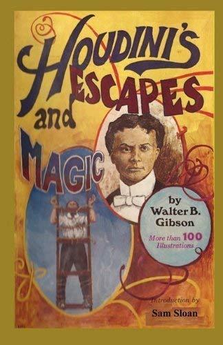 9780308102354: Houdini's Escapes and Magic