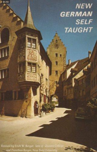 9780308400061: New German Self-Taught