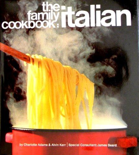 9780308659995: Family Cookbook Italian