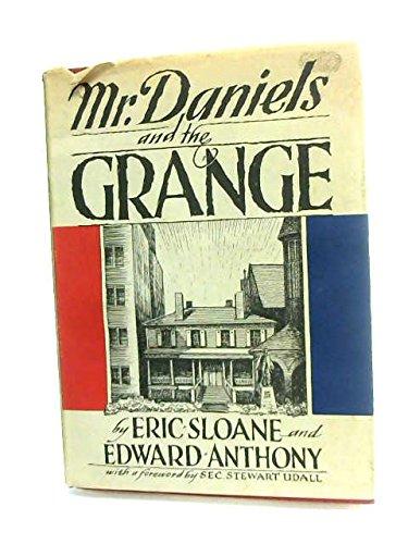 Mr. Daniels and the Grange, (0308700783) by Sloane, Eric.