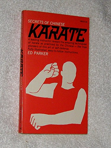 Secrets of Chinese Karate (Funk & Wagnall's: Ed Parker