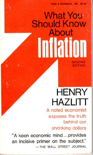 9780308900882: What You Should Know About Inflation.