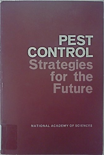 Pest control strategies for the future (0309019451) by Nas