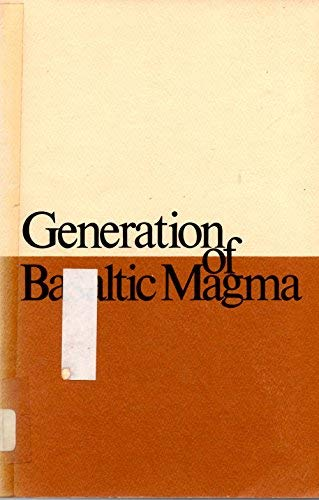 Generation of Basaltic Magma