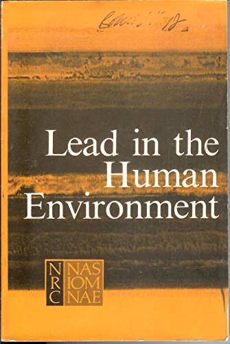 9780309030212: Lead in the Human Environment: A Report