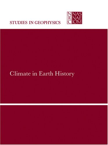 Climate in Earth History.: National Research Council