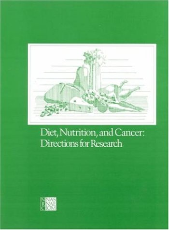 9780309033855: Diet, Nutrition, and Cancer: Directions for Research
