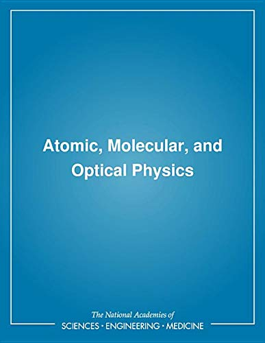 9780309035750: Atomic, Molecular, and Optical Physics (Physics Through the 1990s)